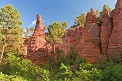 Le Roussillon Image libre de droits