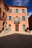 Le Roussillon - la Provence Photo libre de droits