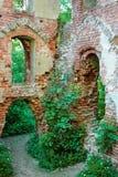 Le rovine del castello Balga Fotografie Stock Libere da Diritti