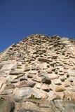 Le rovine del castello di Kildrummy Fotografie Stock Libere da Diritti