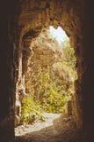 Le rovine della torre Fotografie Stock