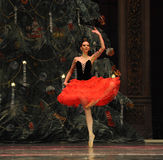Le royaume espagnol de sucrerie de champ d'acte deuxièmes de princesse The deuxièmes - le casse-noix de ballet Photographie stock libre de droits