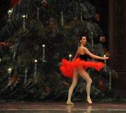 Le royaume espagnol de sucrerie de champ d'acte deuxièmes de princesse The deuxièmes - le casse-noix de ballet Photo libre de droits