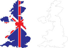 Le Royaume-Uni Stockbild