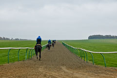 Le Royaume-Uni - Newmarket Photo libre de droits