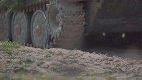 Le RTP d'Ukrainien va sur la route banque de vidéos