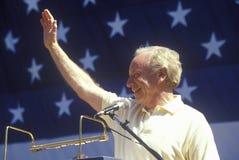 Le sénateur Joe Lieberman Images libres de droits
