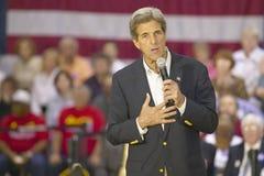 Le sénateur John Kerry Photos libres de droits