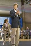 Le sénateur John Kerry avec l'épouse Teresa Photographie stock