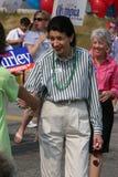 Le sénateur Olympia Snowe Image libre de droits