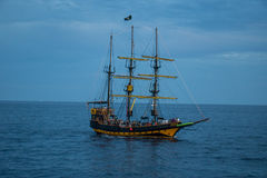 Le ` s è pirati Fotografie Stock Libere da Diritti
