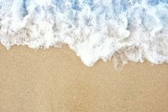 Le sable de plage Image libre de droits