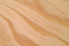 Le sable a soufflé le fond en bois Photos stock