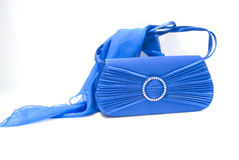 Le sac d'embrayage Photo stock