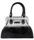 Le sac de la gentille femme en cuir Photo stock