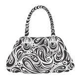 Le sac du femme illustration de vecteur