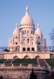 Le Sacre-Coeur - le Paris Image libre de droits