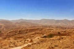 Le Sahara Photo libre de droits