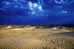 Le Sahara Image stock