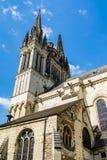 Le saint Maurice Cathedral de irrite, des Frances Photographie stock