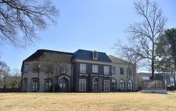 Le salon de Gould et la station thermale, Memphis, TN photo stock