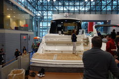 Le salon nautique 2014 de New York 138 Photo stock