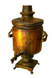 Le samovar russe Photographie stock