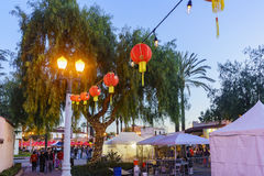 Le San Gabriel Chinese New Year Event Photo libre de droits