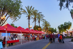 Le San Gabriel Chinese New Year Event Photos stock