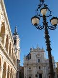 Le sanctuaire de Loreto Photo stock