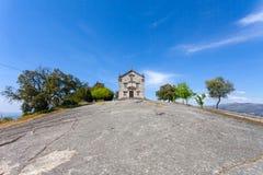 Le sanctuaire de Nossa Senhora font Pilar Photos stock