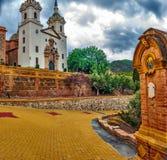 Le sanctuaire de Virgen de la Fuensanta image stock