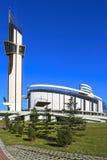 Le sanctuaire divin de pitié, Cracovie, Pologne photos stock