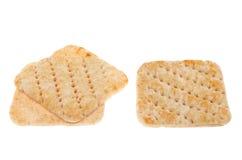 Le sandwich amincit d'isolement Photos stock
