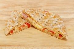 Le sandwich grillé amincit Photos stock