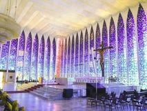 Le Santuario Dom Bosco Photos stock