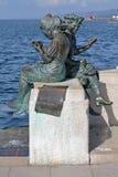 Le Sartine statue Stock Image