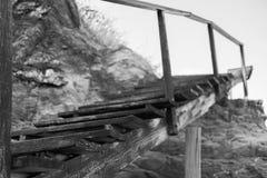 Le scale Fotografia Stock Libera da Diritti