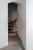Le scale al campanile Immagine Stock Libera da Diritti
