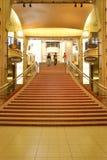 Le scale al teatro della Kodak a Hollywood fotografie stock libere da diritti