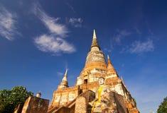 Le scale alla pagoda Fotografia Stock