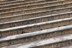 Le scale della chiesa Nossa Senhora fanno Monte a Funchal, Madera, Portogallo Immagine Stock Libera da Diritti