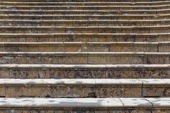Le scale della chiesa Nossa Senhora fanno Monte a Funchal, Madera, Portogallo Fotografia Stock
