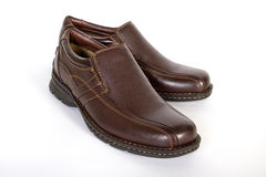 Le scarpe degli uomini Immagine Stock Libera da Diritti