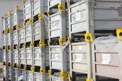 Le scatole Immagini Stock