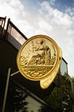Le sceau grand de la France Photos libres de droits