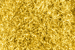Le scintillement d'or reflètent cher riche de luxe pour le fond Photos libres de droits
