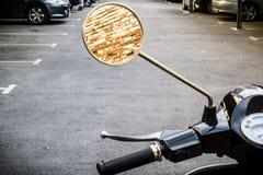 Le scooter est liberté Images stock