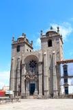 Le Se font Porto, Portugal Image libre de droits