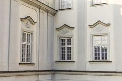 Le secteur de la vieille ville dans la ville Varsovie, Pologne Photo stock